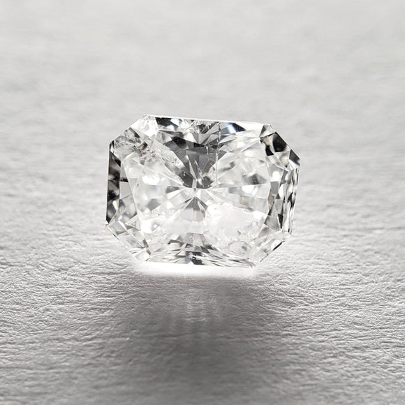0.82ct 6.15x4.64x3.43mm I1-F Radiant Cut DDL3092