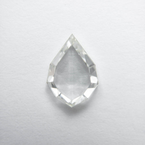0.66ct 7.62x5.44x1.94mm SI2 M Geo Pear Rosecut 40005-13
