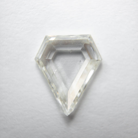1.47ct 9.42x8.01x2.49mm SI3 K/L Shield Rosecut 40020