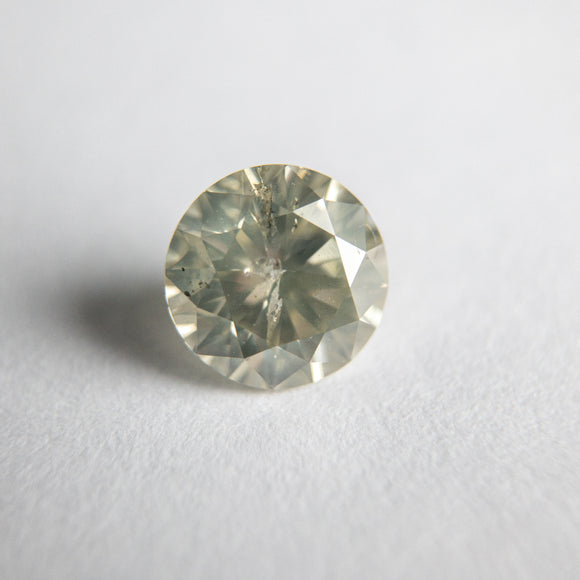 0.90ct 6.12x6.09x3.83mm Round Brilliant 40042