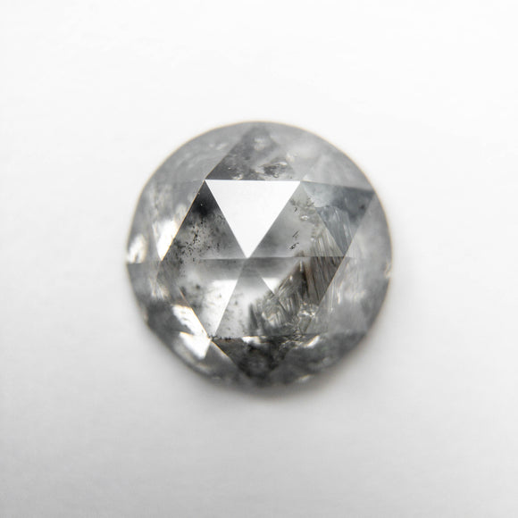 1.29ct 7.54x7.47x2.87mm Round Rosecut 40072-02