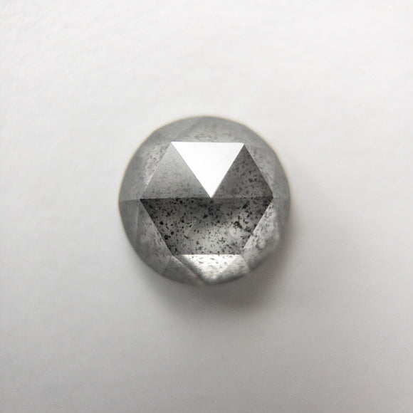 1.04ct 5.91x5.89x3.12mm Round Rosecut 40072-04