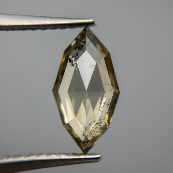 1.34ct 11.47x6.14x2.90mm Geo Marquise Rosecut 40079-05