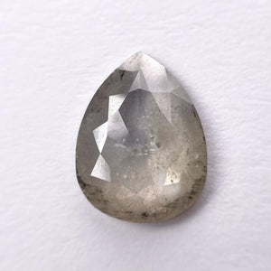 1.99ct 11.05x8.51x2.50mm Pear Rosecut SP1855