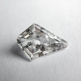 0.79ct 9.67x7.32x2.11mm Kite Rosecut DDL4074 🇨🇦