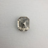 0.55ct 4.83x3.97mm Radiant Shape Rosecut AUS1-18 🇦🇺