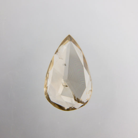 0.60ct 8.17x5.25mm Pear Shape Rosecut CH01-44