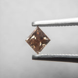 0.41ct 5.55x5.02x2.85mm Kite Brilliant CH14-133