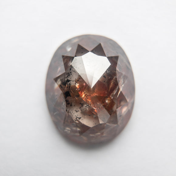 2.26ct 9.32x7.67x3.50mm Oval Rosecut CH16-109
