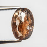 2.12ct 9.86x7.04x3.40mm Oval Rosecut CH16-110