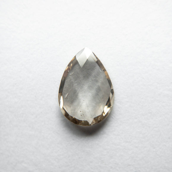 0.50ct 6.97x5.00x1.44mm Pear Rosecut CH25-127