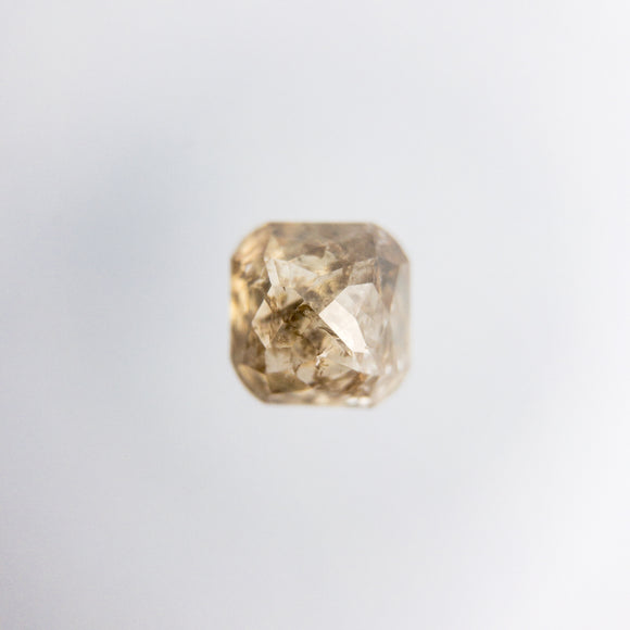 0.57ct 4.41x4.29mm Cushion Rosecut CND02-128 🇨🇦
