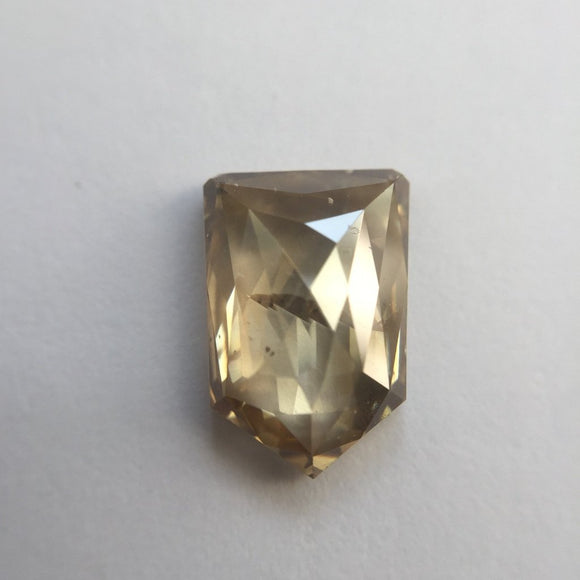 2.84ct 10.59x7.25mm Shield Rosecut CND03-29 🇨🇦