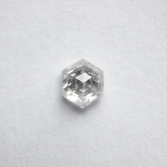 0.40ct 4.77x4.02x2.57mm Hexagon Rosecut CND24-207  🇨🇦