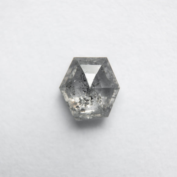 0.59ct 5.29x5.15x2.60mm Hexagon Rosecut CND24-208 🇨🇦