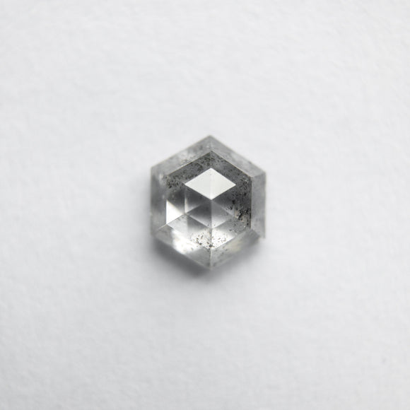 0.43ct 5.03x4.32x2.49mm Hexagon Rosecut CND24-213 🇨🇦