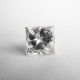 1.01ct 5.50x5.44x3.96mm SI2 D Princess Cut DDL2044