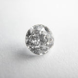 1.10ct 6.36x6.25x4.18mm I1 D Round Brilliant DDL2076