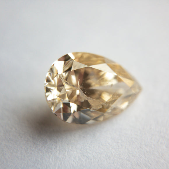 2.15ct 10.34x7.05x4.65mm I1/I2 Pear Brilliant DDL2113