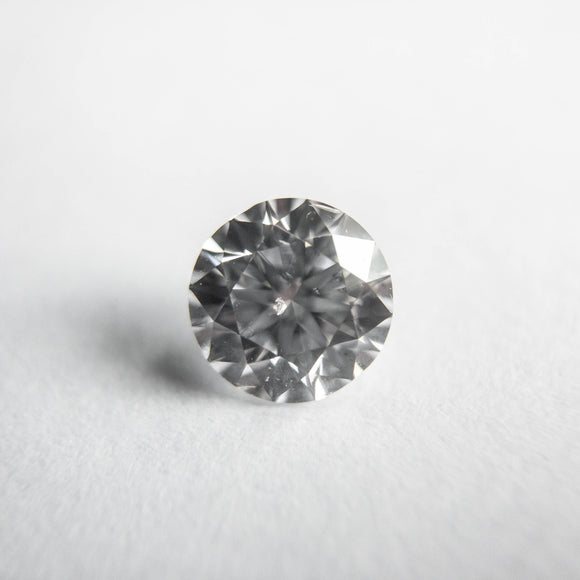 0.70ct 5.64x5.55x3.52mm GIA I1 D Round Brilliant DDL3024