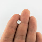 0.97ct 5.91x5.80x3.86mm Cushion Cut DDL3176 🇨🇦