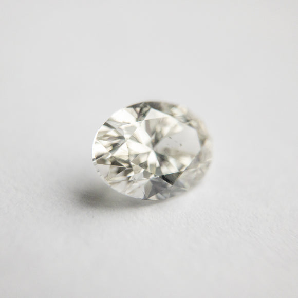 0.90ct 7.43x5.41x3.45mm GIA SI2 J Oval Brilliant DDL3200
