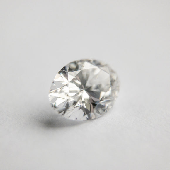 0.90ct 7.56x5.52x3.48mm GIA SI1 D Oval Brilliant DDL3201