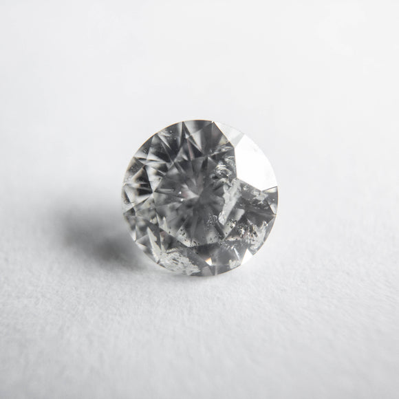 0.81ct 6.06x6.05x3.63mm I1 J Round Brilliant DDL3235