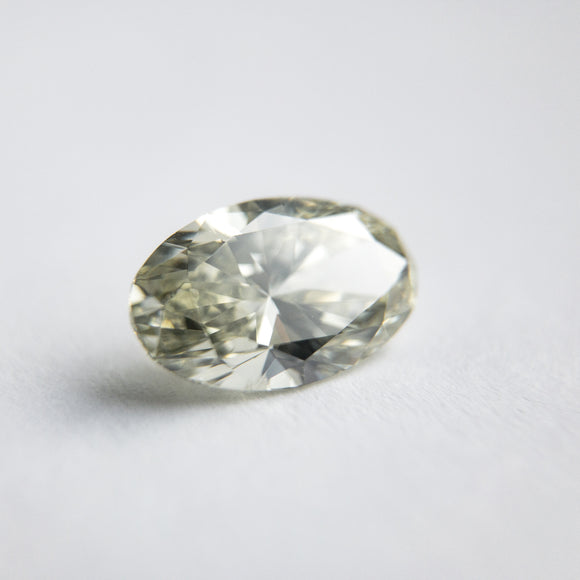1.02ct 8.57x5.34x3.40mm Oval Brilliant DDL4022