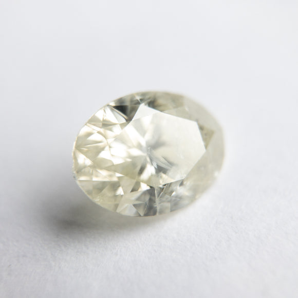 1.23ct 8.00x6.01x4.06mm Oval Brilliant DDL4257