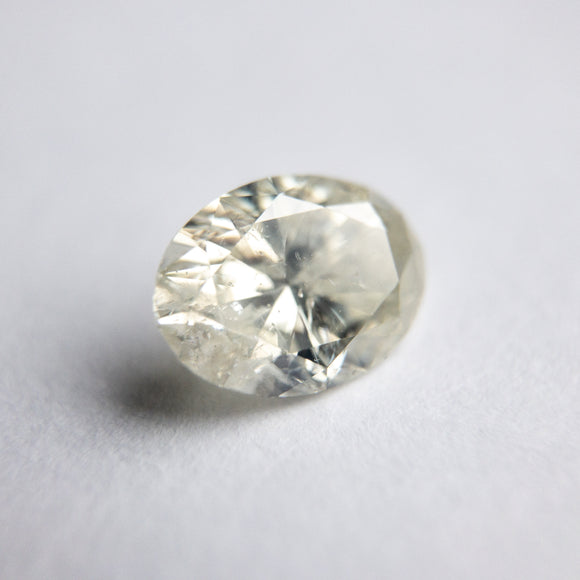 1.00ct 7.76x5.72x3.50mm Oval Brilliant DDL4258