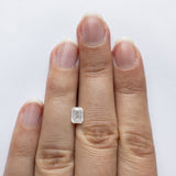 1.00ct 6.57x4.92x3.07mm Emerald Cut DDL4479