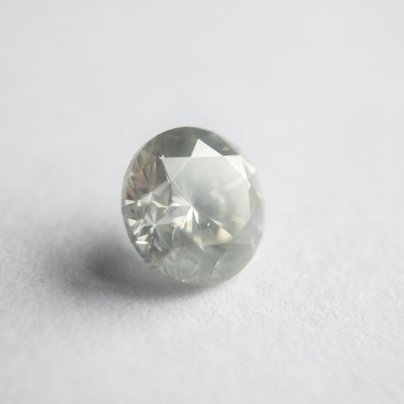 1.00ct 6.11x6.09x3.94mm SI2+ Round Brilliant DDL4492