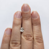 1.00ct 7.21x5.30x3.76mm Oval Brilliant DDL4497
