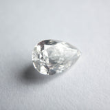 0.96ct 8.06x5.24x3.40mm I2 G Pear Brilliant DDL4521