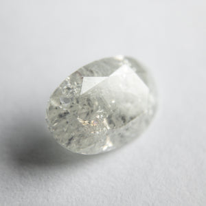 2.06ct 10.12x6.98x4.02mm Oval Brilliant DDL4529