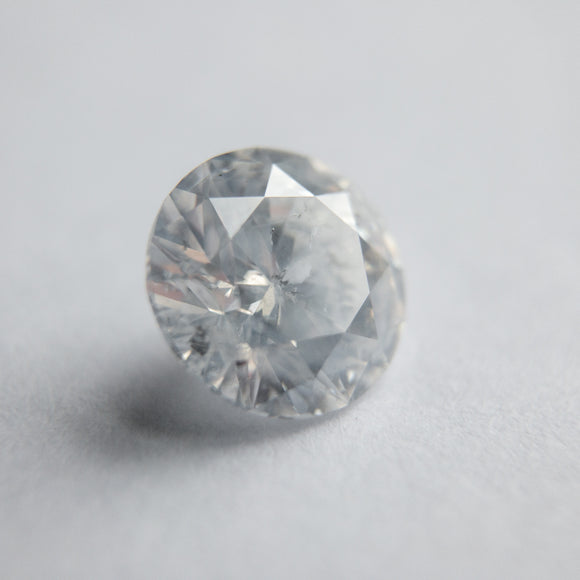 1.53ct 7.39x7.37x4.45mm Round Brilliant DDL4534
