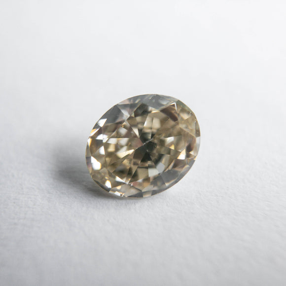 0.79ct 6.72x5.56x3.04mm Oval Brilliant DDL4540