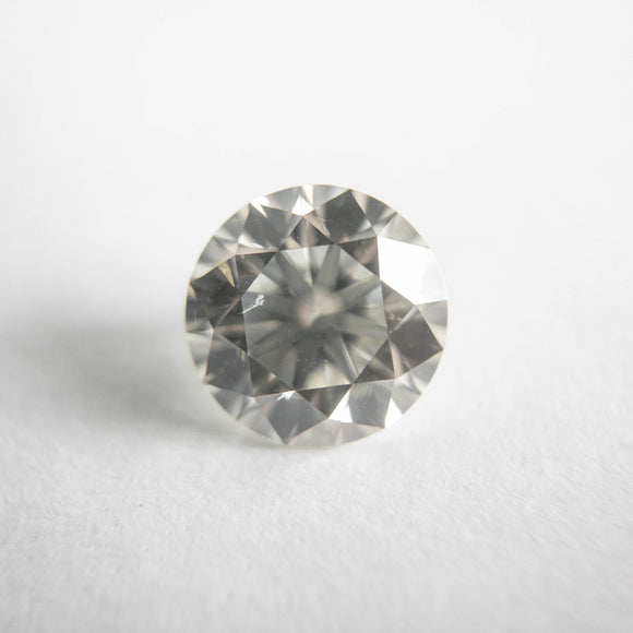 1.14ct 6.65x6.64x4.15mm Round Brilliant DDL4542
