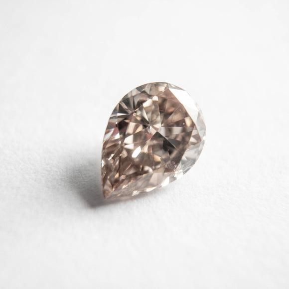 0.76ct 7.44x5.32x3.03mm Pear Brilliant DDL4541