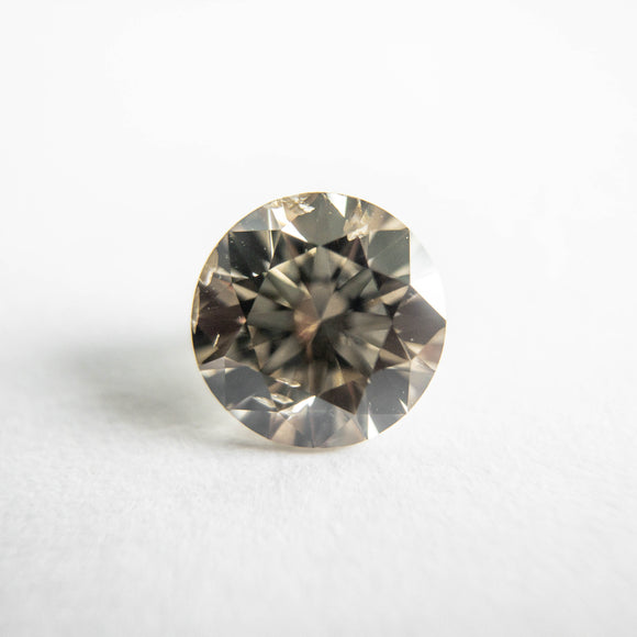 1.03ct 6.45x6.41x4.01mm Round Brilliant DDL4582
