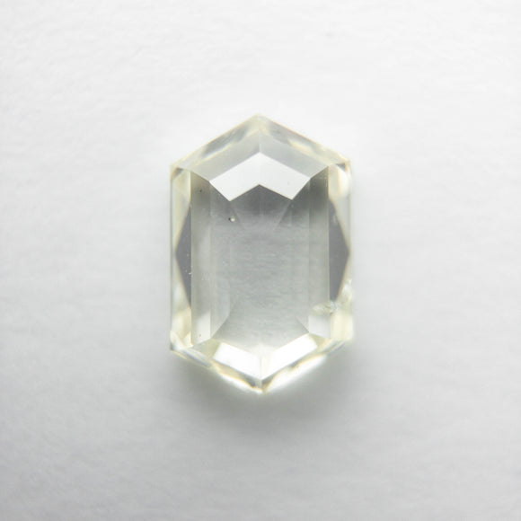 1.07ct 7.71x5.02x2.64mm Hexagon Rosecut DDL4676