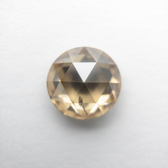 0.99ct 6.17x6.07x3.02mm Round Rosecut DDL4677