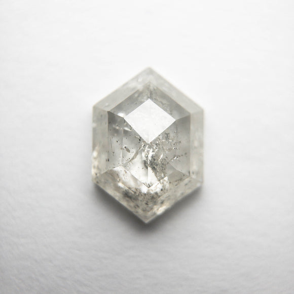 1.43ct 8.78x6.27x2.93mm Hexagon Rosecut DDL4696