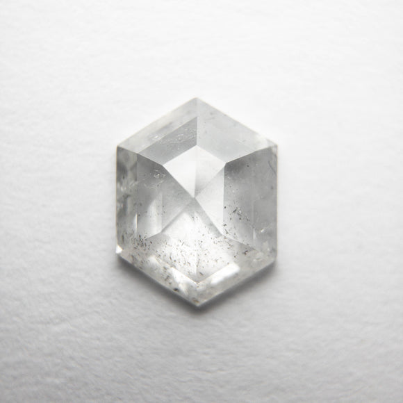 0.97ct 8.18x6.33x2.29mm Hexagon Rosecut DDL4699
