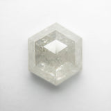 1.74ct 8.12x6.96x3.59mm Hexagon Rosecut DDL4703