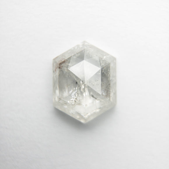 0.98ct 7.20x5.55x2.71mm Hexagon Rosecut DDL4712