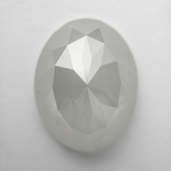 3.44ct 11.26x8.86x4.09mm Oval Rosecut DDL4717