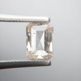 1.23ct 7.55x5.48x2.84mm Emerald Cut DDL4719