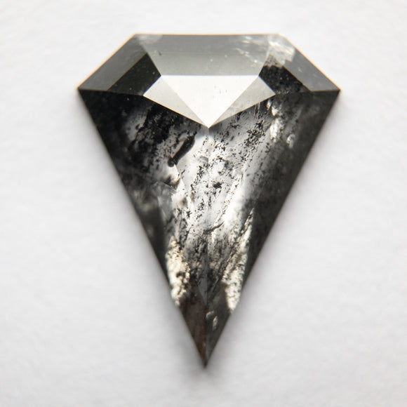 2.33ct 12.88x10.31x2.82mm Shield Rosecut DDL4738